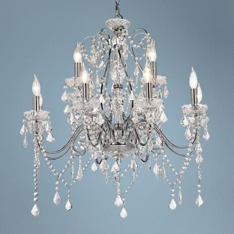 17 best images about Chandeliers – Vienna Full Spectrum Crystal Chandelier