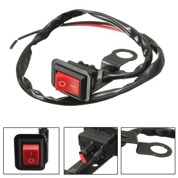 Motorcycle ATV Quad Bike Headlight On/Off Switch  Worldwide delivery. Original best quality product for 70% of it's real price. Buying this product is extra profitable, because we have good production source. 1 day products dispatch from warehouse. Fast & reliable shipment (7-25...