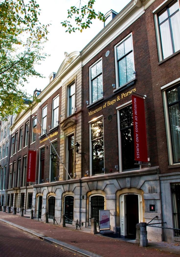 Tassenmuseum Hendrikje #amsterdam #art #accorcityguide The nearest Accor hotel : Mercure Hotel Arthur Frommer
