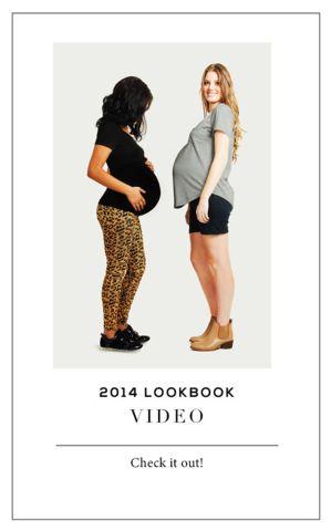 EGG Lookbook 2014 for maternity style www.eggmaternity.com