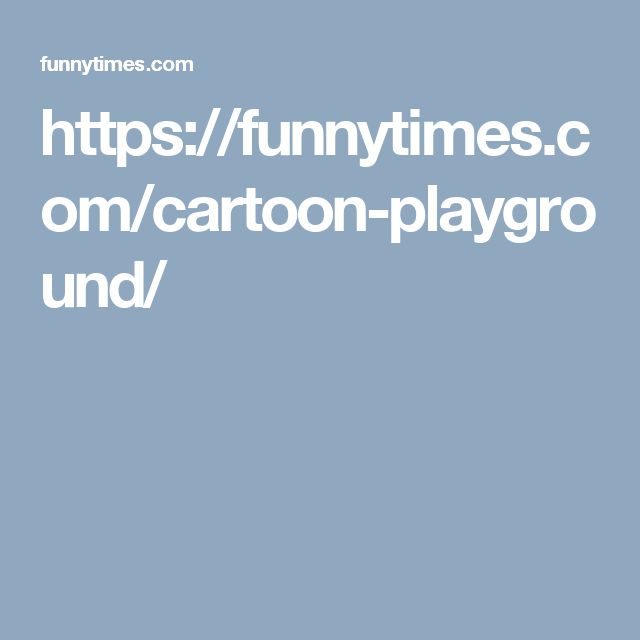 https://funnytimes.com/cartoon-playground/