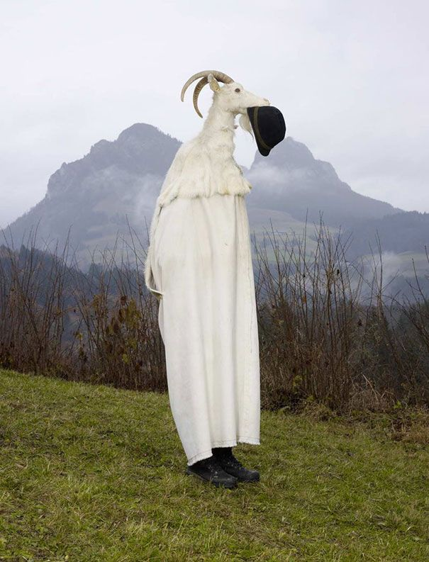 Creative Costumes of Still-Practiced Pagan Rituals of Europe