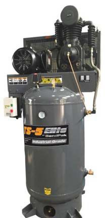 Bendpak Ts-580V-601 5 Hp 80 Gallon Elite Air Compressor
