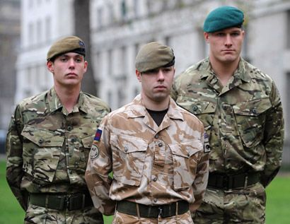 british military forces | New uniform unveiled - British Army Website