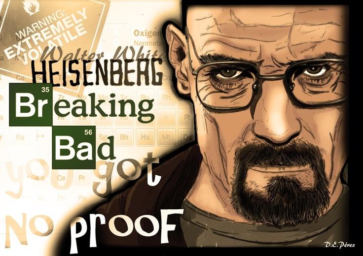 BrBa Heisenberg - Galería de imágenes de Series TV en Fan Art | Dibujando
