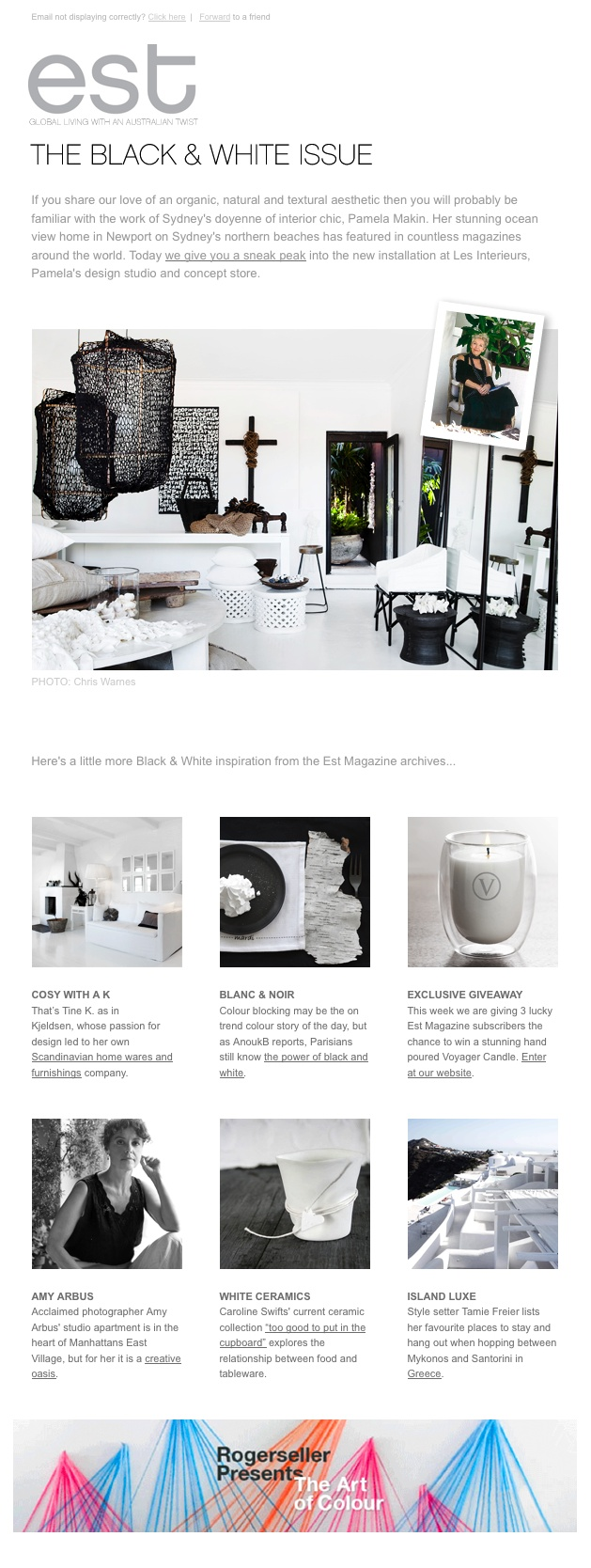 20 best Newsletters/E-Notes images on Pinterest | Email newsletter ...
