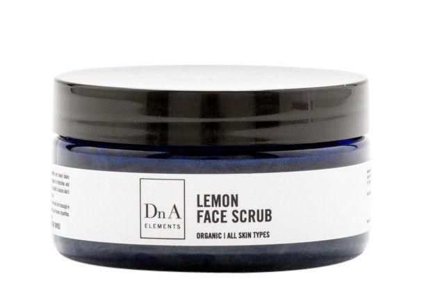 DnA Elements - Lemon Face Scrub