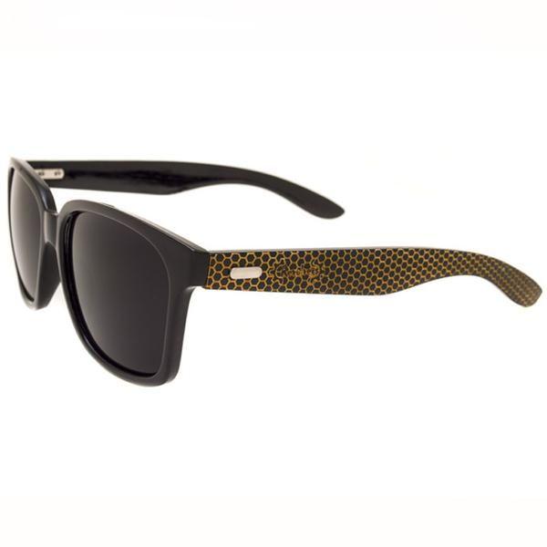 """Ξύλινα Γυαλιά Ηλίου Bamboo REVOLVERS """"SNAKES""""   €49.90"""