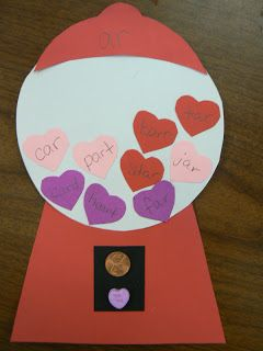 Mrs. T's First Grade Class: Valentine's Day Activities