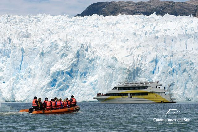 Catamaranes del Sur and San Rafael Lagoon, Chile Travel Package