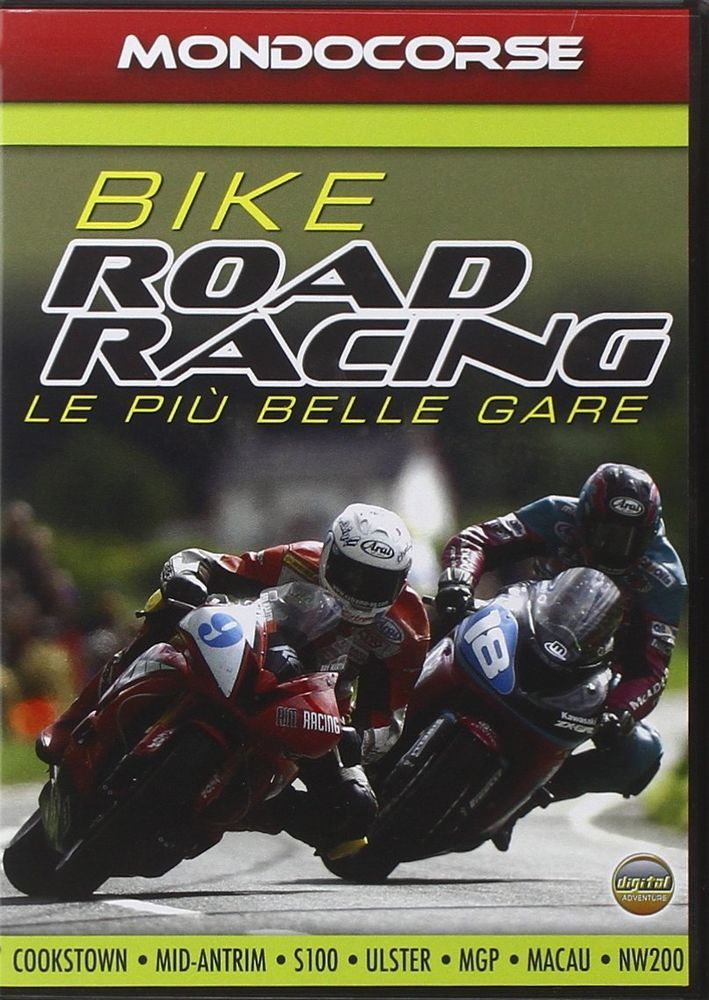 Bike Road Racing - Le Piu' Belle Gare DVD