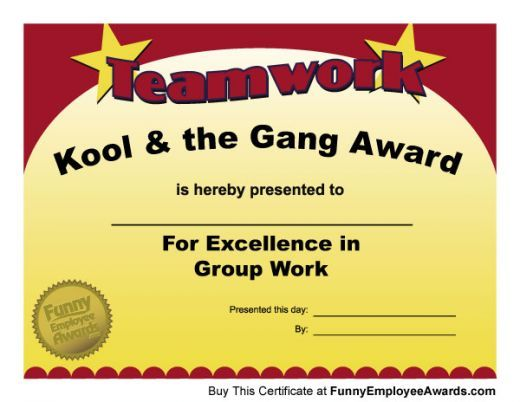 8 best Education images on Pinterest Award certificates, Funny - best employee certificate sample