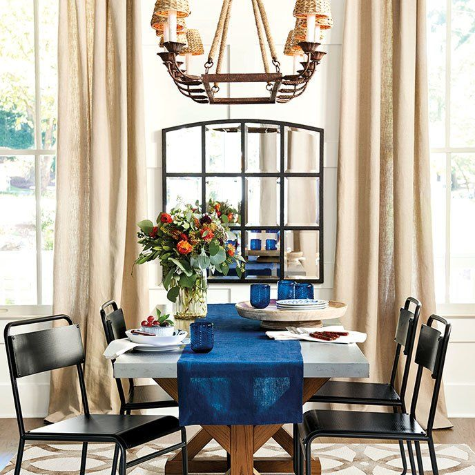 Jill Mirror Ballard Designs Dining Room Design Decor Home