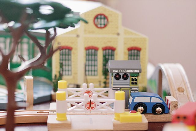 So You Want to Expand Your Toy Train Set…