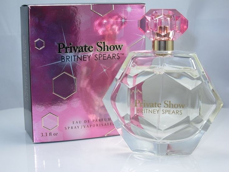 Britney Spears Private Show Perfume Review