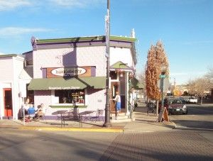 The Huckleberry Louisville Colorado.  Best place for #breakfast.