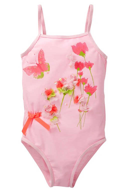 Pink Butterfly Swimsuit: Pink Butterfly, Butterflies Swimsuits, Pink Butterflies