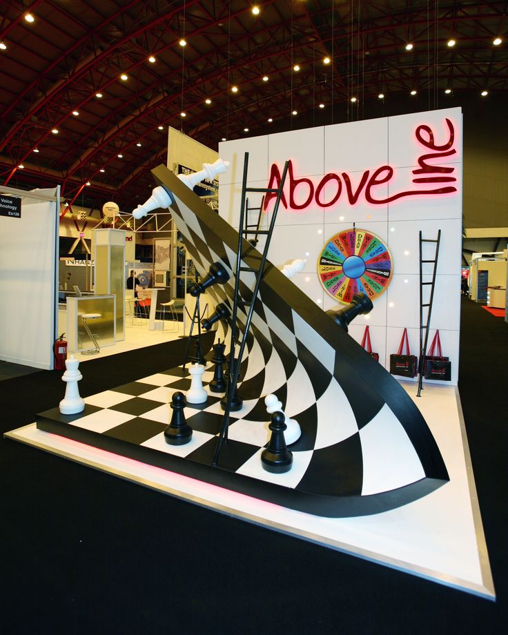 Exhibition Stand Games Ideas : Best images about aboveline our stand designs on