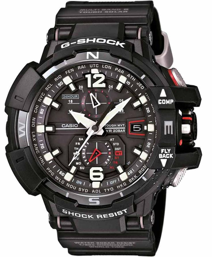 CASIO G-SHOCK Touch Solar RadioControlled Black Rubber Strap Τιμή: 644€ http://www.oroloi.gr/product_info.php?products_id=35114
