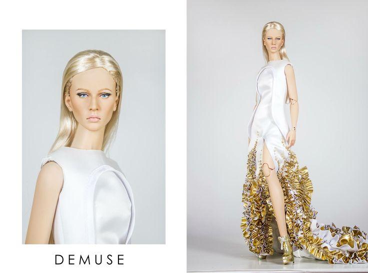 De'Muse Doll By Nigel Chai Atelier