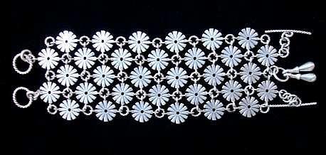Susan Adams Multi Rowel Bracelet