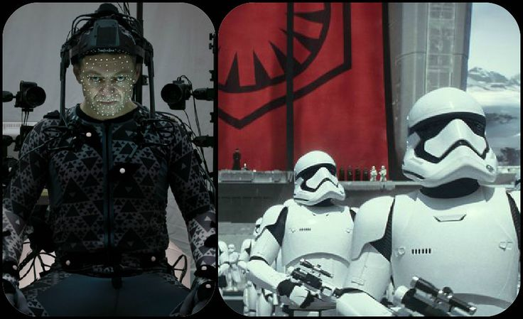 Andy Serkis' STAR WARS Character Revealed