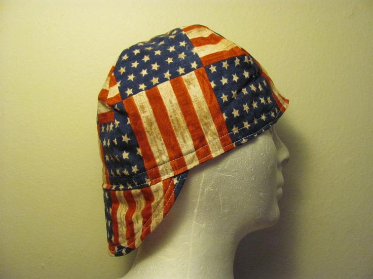Sewing: Welding Cap Pattern Welders Hat