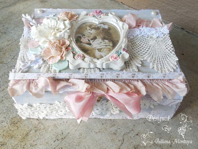 Shabby Chic Romantic Box