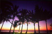 Sunset at Moreton Island off of Brisbane, Australia.  I want to go back...
