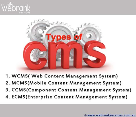 A Content Management System is a software tool that offers the creation, management, publishing of information on the web. CMS is a simple strategy for dealing with your web content without the need of specialized ability. As such, it is online programming that works like your library and monitors all the substance for the site. Web Content Management System. Mobile Content Management System. Component Content Management System. Enterprise Content Management System.http://webrankservices.com