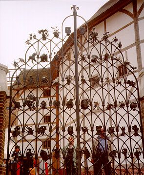 The Gates to the Globe