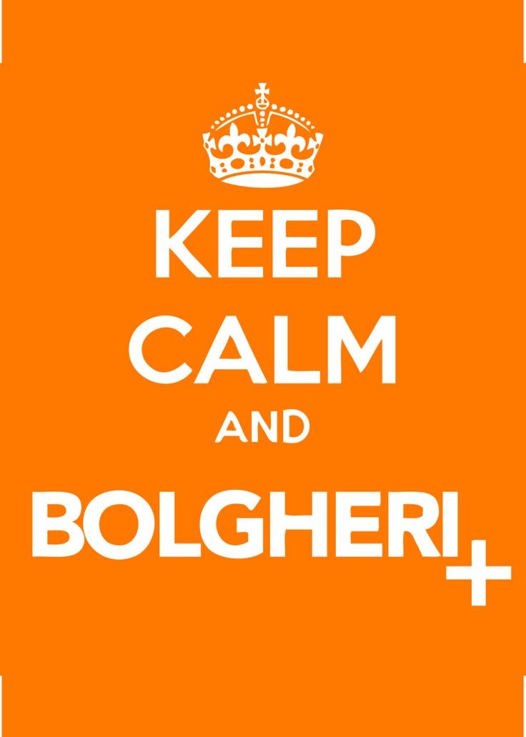 keep calm and bolgheri+