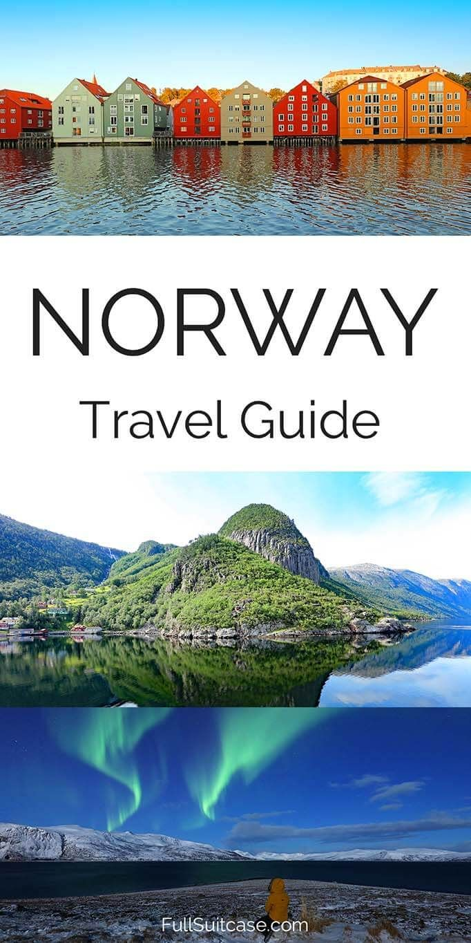 norway travel guide in 2018 | travel | pinterest | norway travel