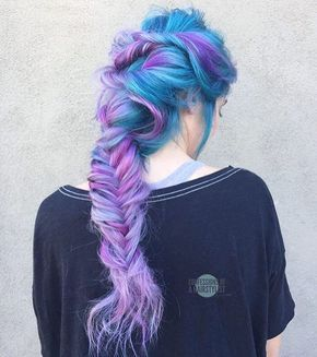 """5,866 Likes, 9 Comments - Pulp Riot Hair Color (@pulpriothair) on Instagram: """"@liz.colors is the artist... Pulp Riot is the paint."""""""