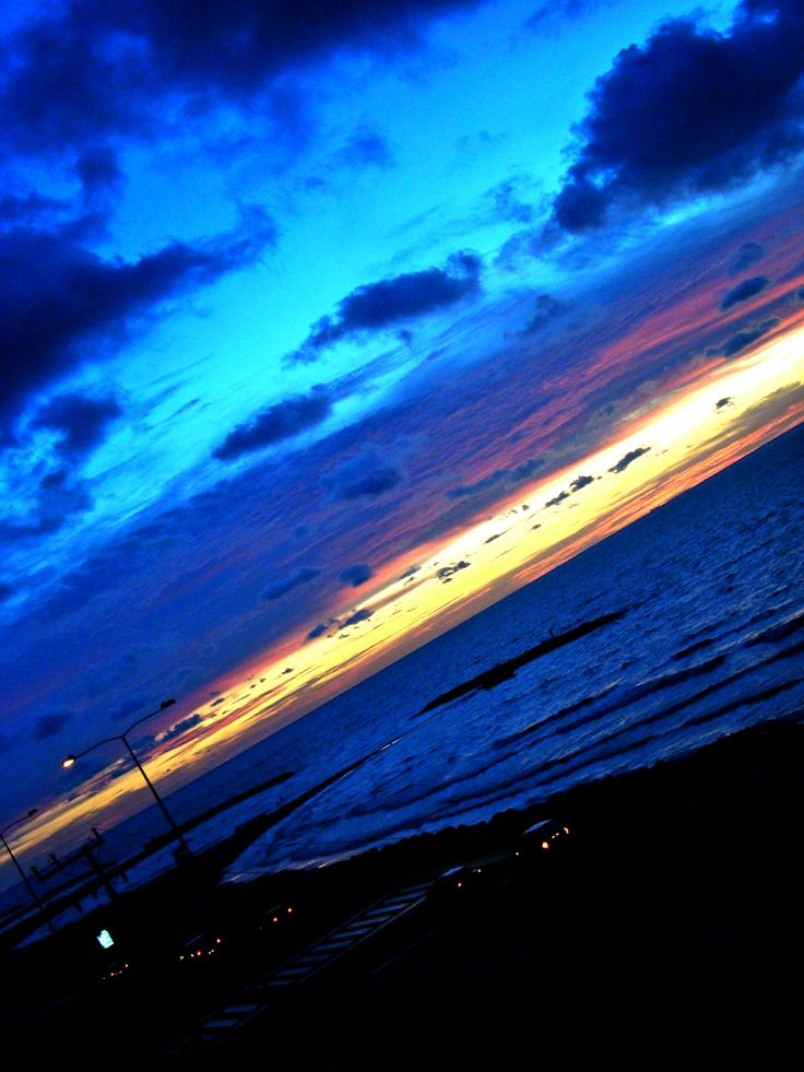 Twilight at Cartagena