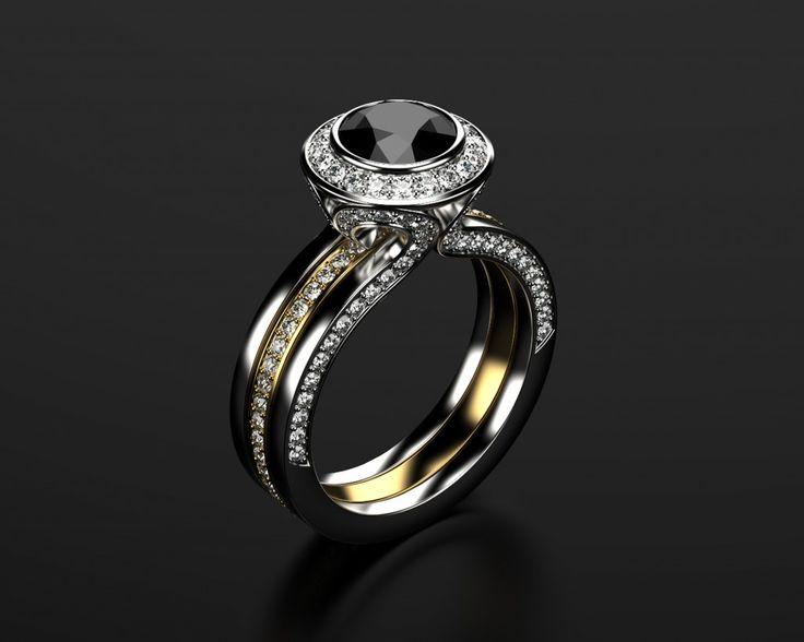 107 best Women Couple Rings images on Pinterest Couple rings