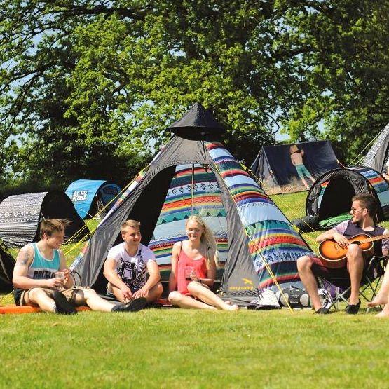 Easy Camp Tipi tenda de festival para 4
