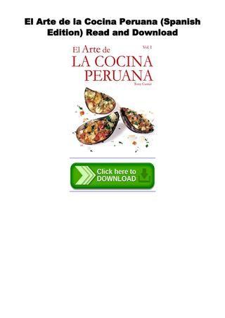 La gran cocina peruana fernando ordoez in 2019  recetas