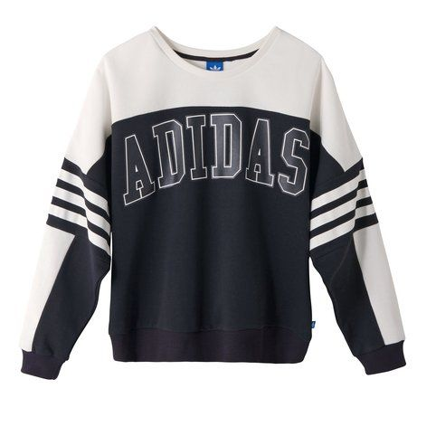 Sweat adidas Originals molleton sport femme - 3Suisses