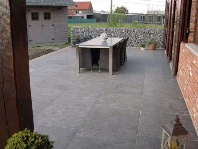 8 best dalles beton images on Pinterest Decks, Paving slabs and