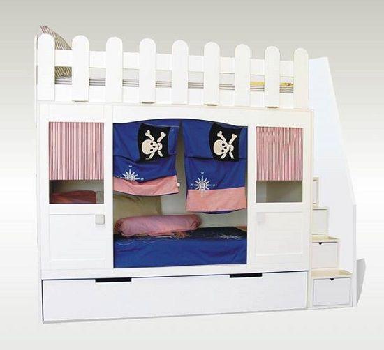 159 mejores im genes de muebles infantiles en pinterest - Muebles habitacion ninos ...