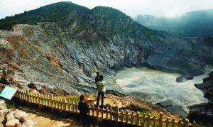Informasi tentang harga tiket masuk wisata Tangkuban Perahu Jawa Barat