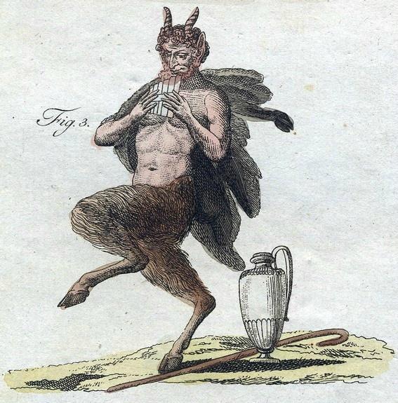 371 best Pan • Satyrs • Fauns images on Pinterest | Beazley ...