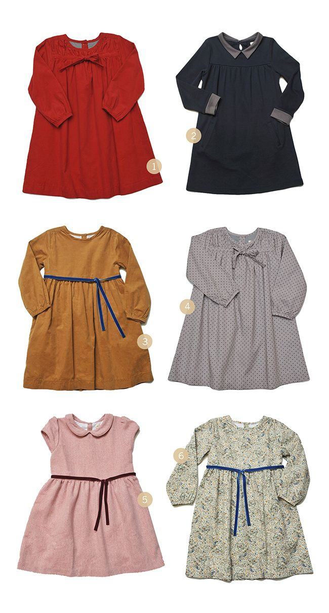 Olive Juice dresses to pick from