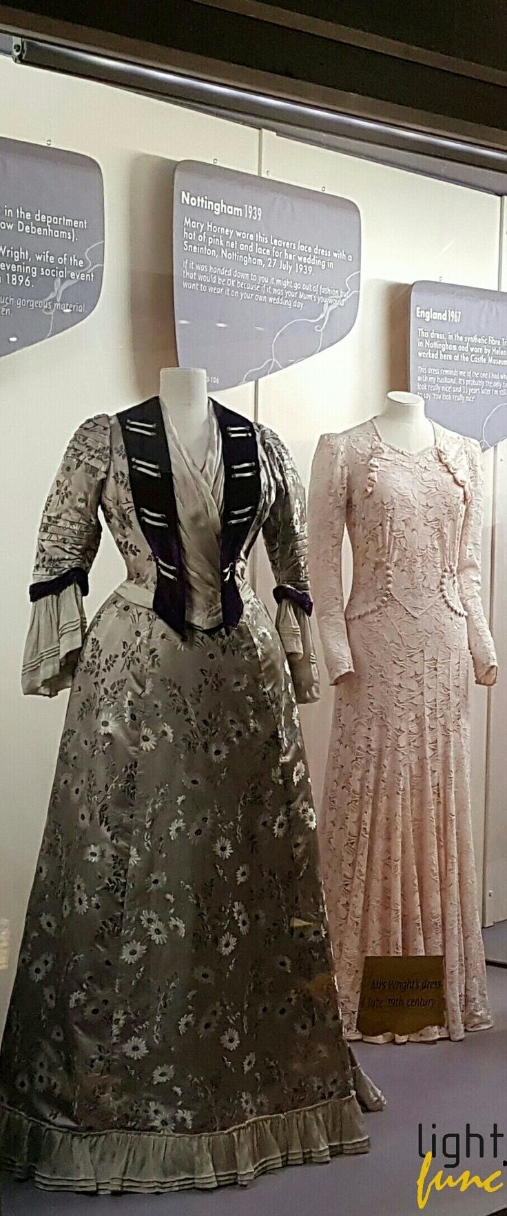 Another great find 👏👌. 1930's wedding dresses 💖💝💘❤. #lightfunc #lightfuncscapade #fashion #history #art #creativity #beautiful #museum