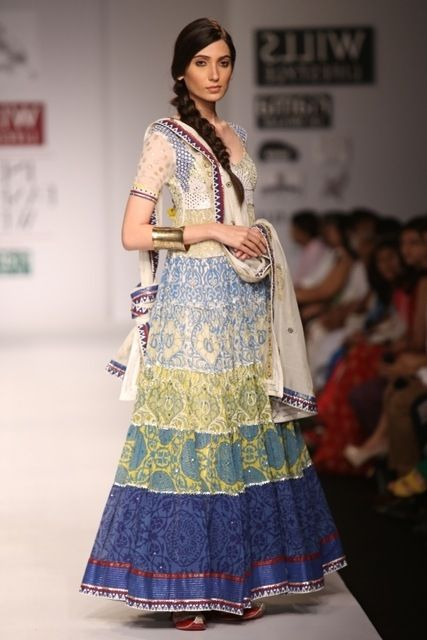 Poonam Dubey, SS14 Awesome Anarkali #salwaar kameez #chudidar #chudidar kameez #anarkali #anarkali suits #dress #indian #hp #outfit  #shaadi #bridal #fashion #style #desi #designer #wedding #gorgeous #beautiful