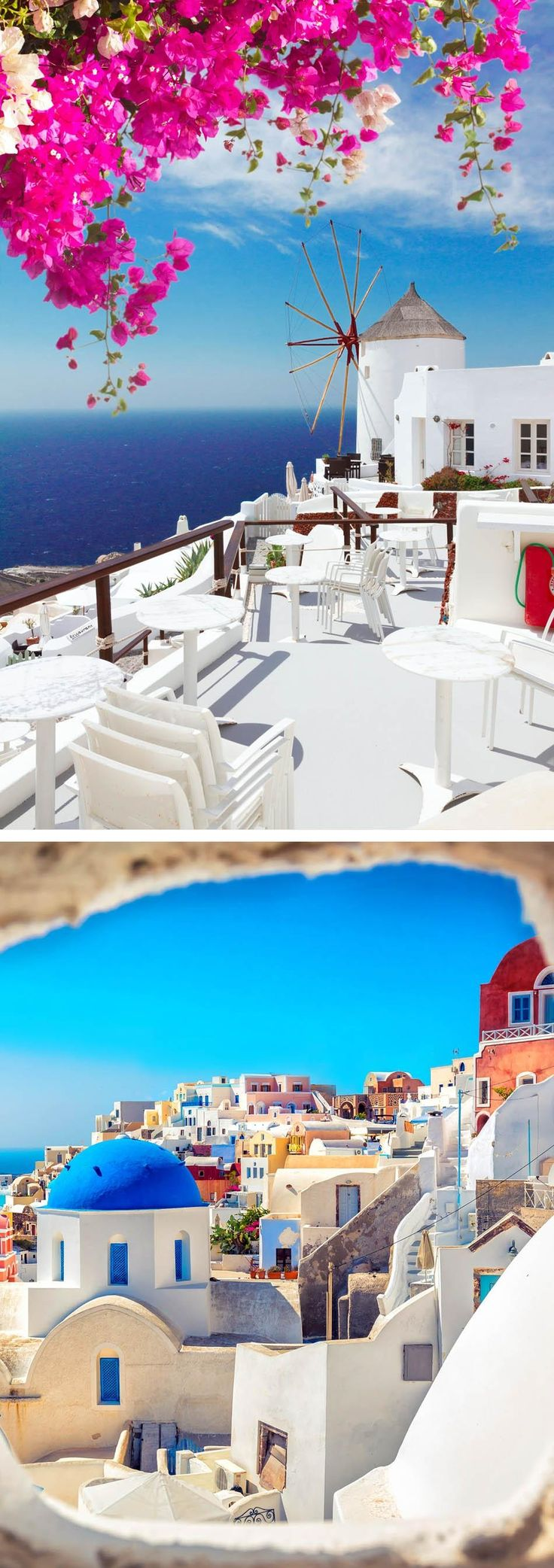 Best 25 Greek Garden Ideas On Pinterest: 25+ Best Ideas About Most Beautiful Greek Island On
