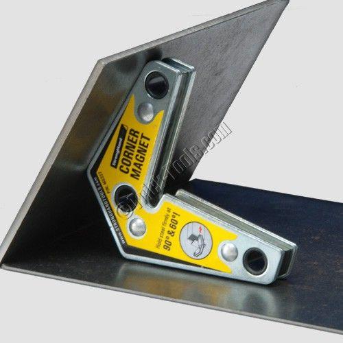StrongHand Outside Corner Magnet, Weld Positioner, MST327