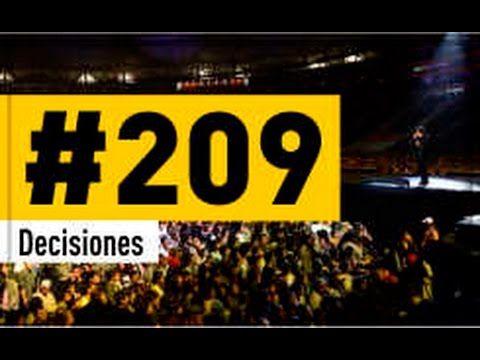 Dante Gebel #209 | Decisiones - YouTube