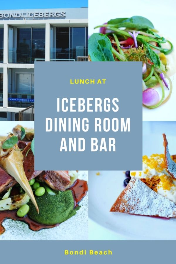 White Caviar Life Food Review Of The Icebergs Dining Room And Bar Bondi Beach